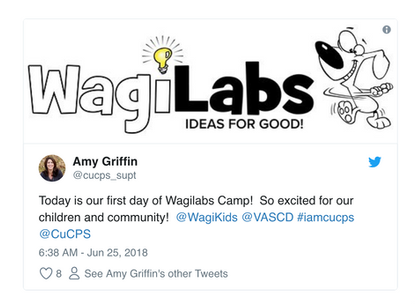 Intro to WagiLabs