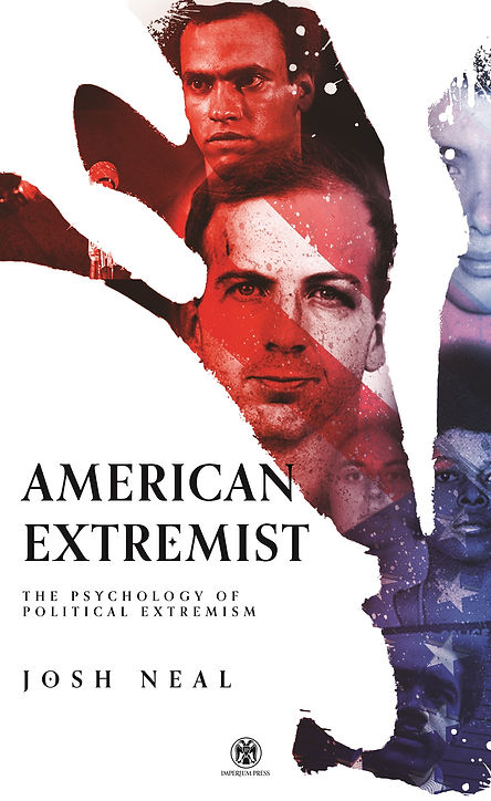American Extremist - Front Cover - small