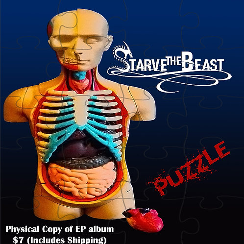 Starve The Beast - Puzzle - CD