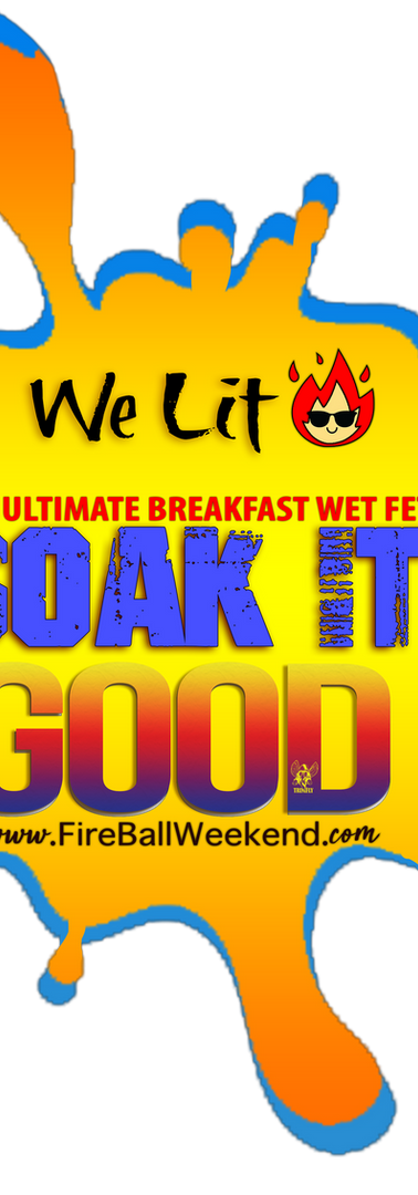 Soak It Good LOGO - Caribbean Concerts