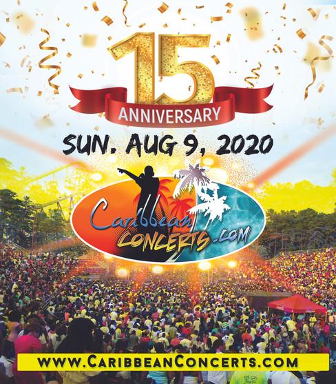 Caribbean Concert - Aug 9, 2020