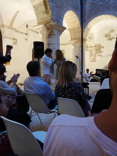 Note di beneficenza 2.8.2019 Ceglie Messapica BR