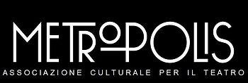 logo metropolis scritta nera senza dati.