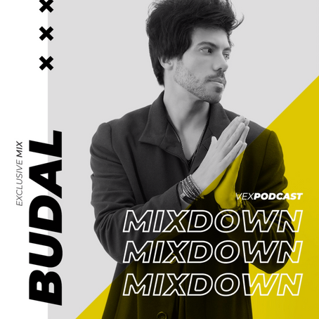 Budal @ The Mixdown Podcast