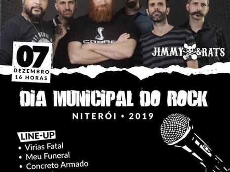 Show de lançamento do álbum em Niterói/RJ