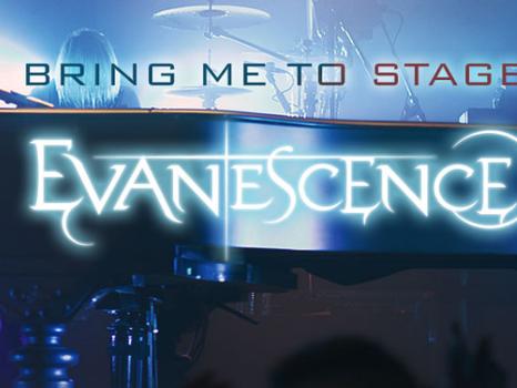 Estamos na próxima fase para tocar com Evanescence