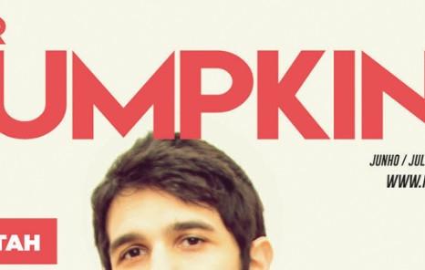 Estamos na revista KillerPumpkin desse mês!