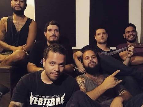Estamos em pré-produção do disco novo