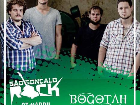 Show de lançamento do CD em São Gonçalo
