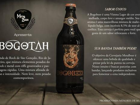 Bogotah lança sua própria cerveja: Bogobeer