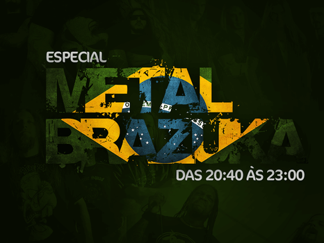 Estamos no Metal Brazuka da Roadie Metal