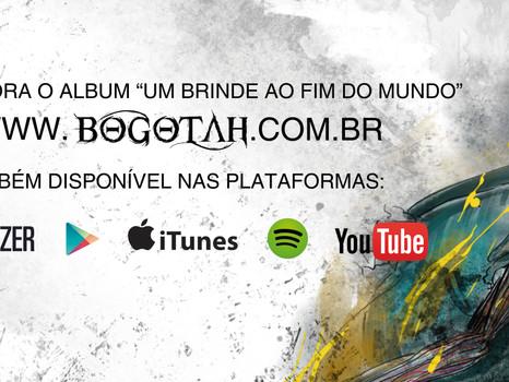 """""""Um Brinde ao Fim do Mundo"""" disponível nas plataformas de streaming"""