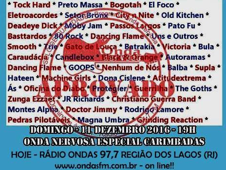 Estamos na Rádio Ondas FM 97,7!