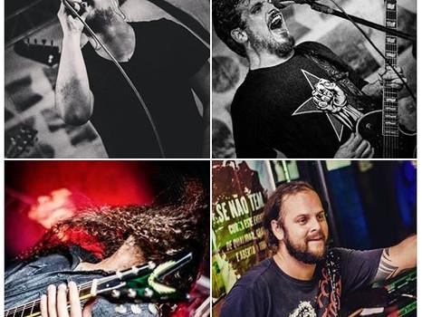 Somos parte do time daMs Metal Agency Brasil