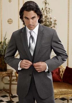 grey twilight suit