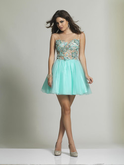 Dave and Johnny Dress 2210
