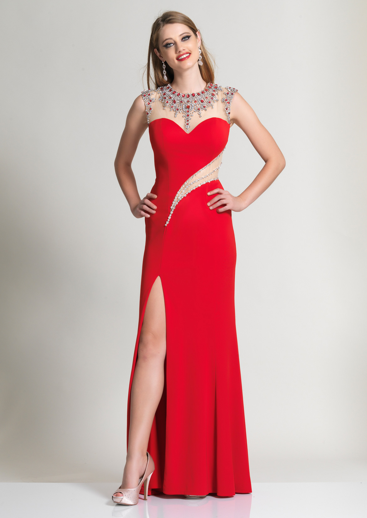 Dave and Johnny Dress 2672