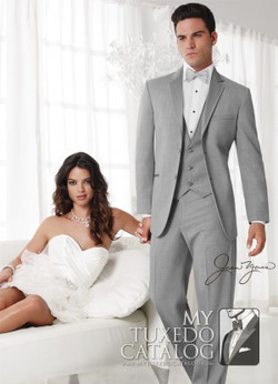 grey twilight tuxedo
