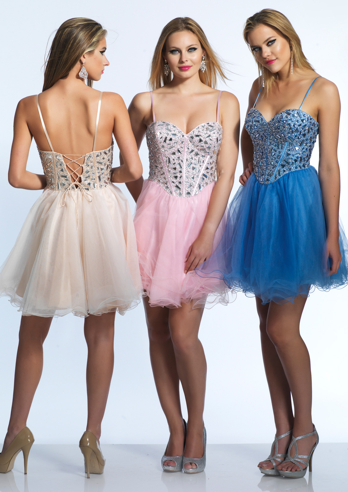 Dave and Johnny Dress 7521