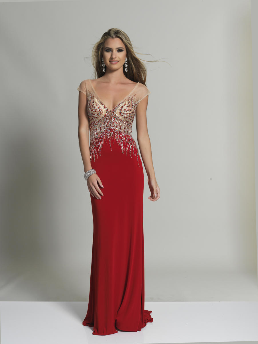 Dave and Johnny Dress 2251