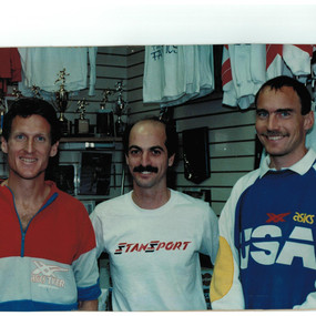 StanSport: Steve Scott, Stan & Doug Nordquist