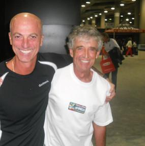 Las Vegas Rock 'n Roll Marathon: Frank Shorter