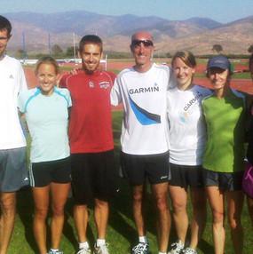 Olympic Training Center w/Mammouth Track Club