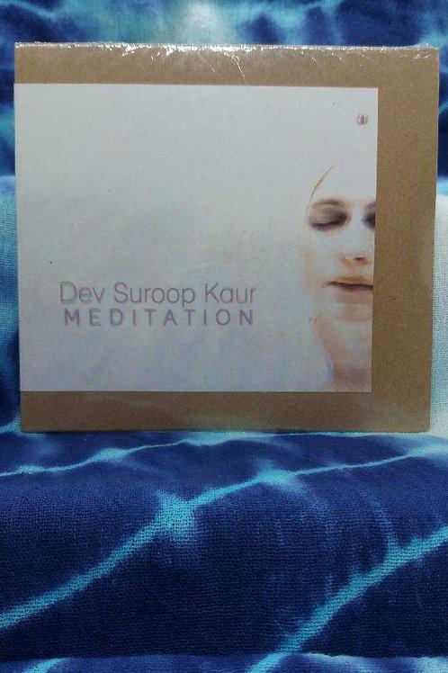 Meditation - Dev Suroop Kaur