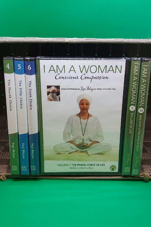 I Am A Woman Vol 7: The Primal Force of Life