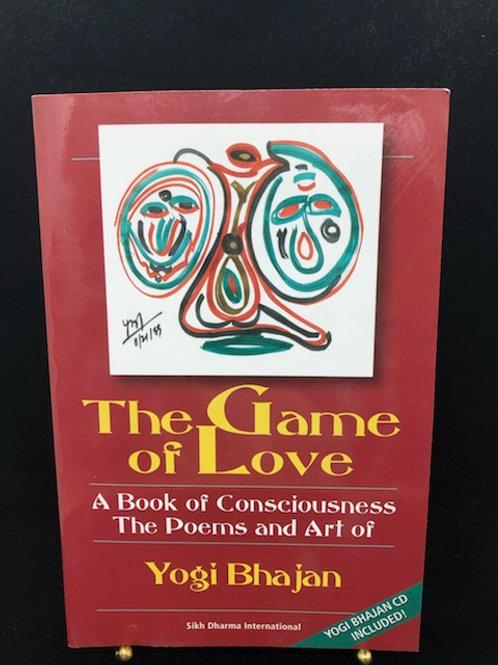 The Game of Love (Yogi Bhajan; with companion CD)