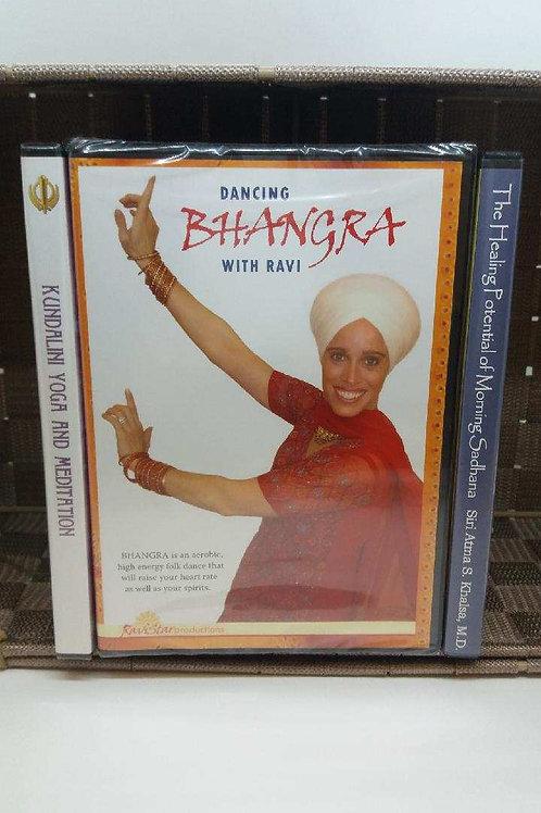 Bhangara: Indian Folk Dancing with Ravi