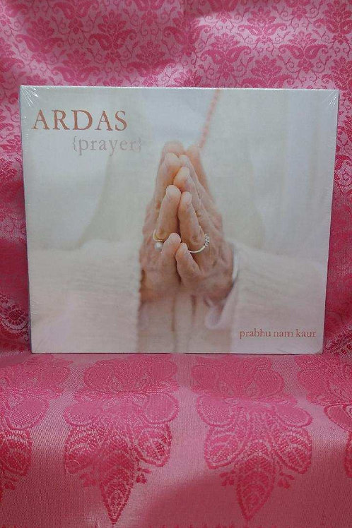 Ardas Prayer
