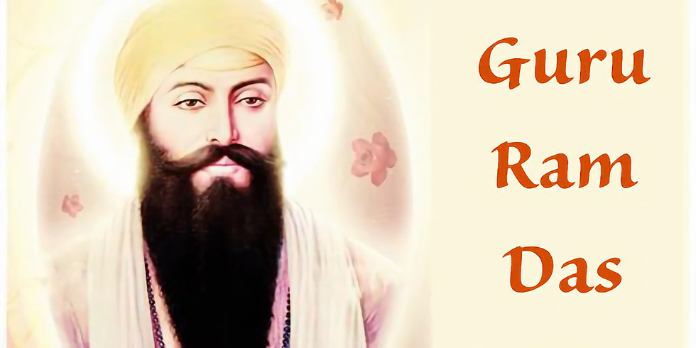 FREE Guru Ram Das Birthday Sadhana