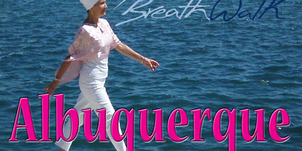 Albuquerque Breathwalk Intensive
