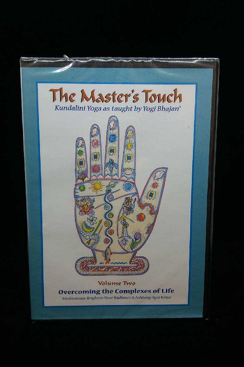 The Master's Touch Vol 2: Overcoming the Complexes of Life