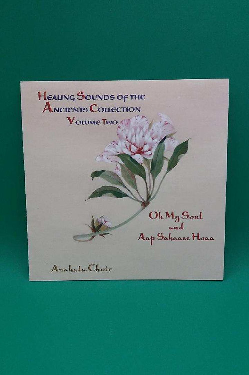 Healing Sounds of the Ancients Volume 2