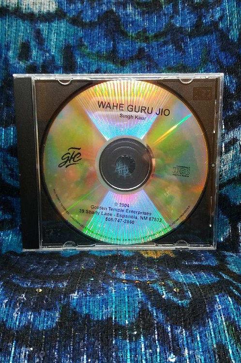 Wahe Guru Jio