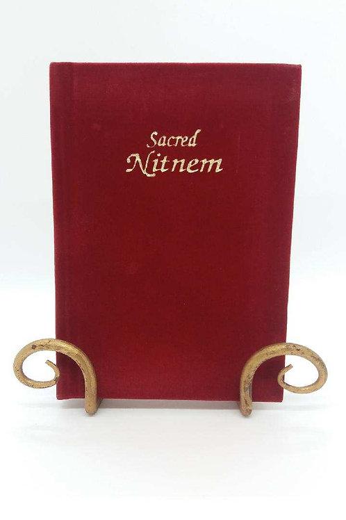 Sacred Nitnem
