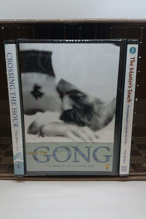 Learn the Gong with Yogi Bhajan