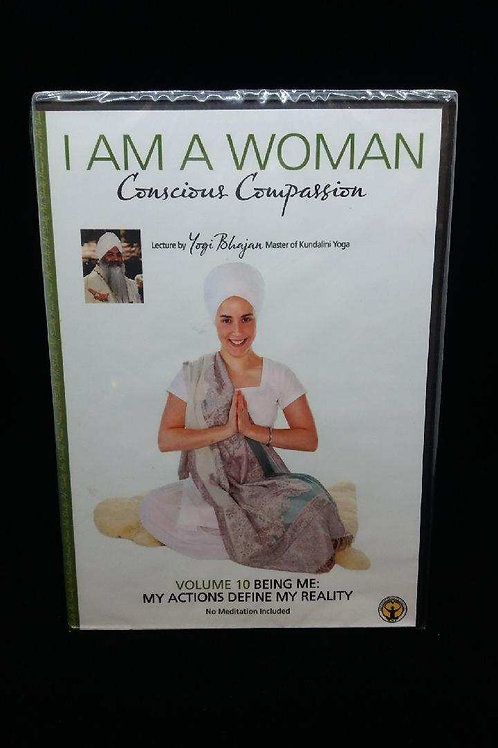 I am A Woman Vol 10: Being Me