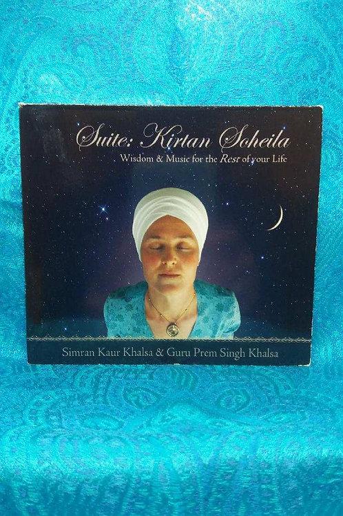 Suite: Kirtan Scheila - Simran Kaur Khalsa and Guru Prem Singh Khalsa