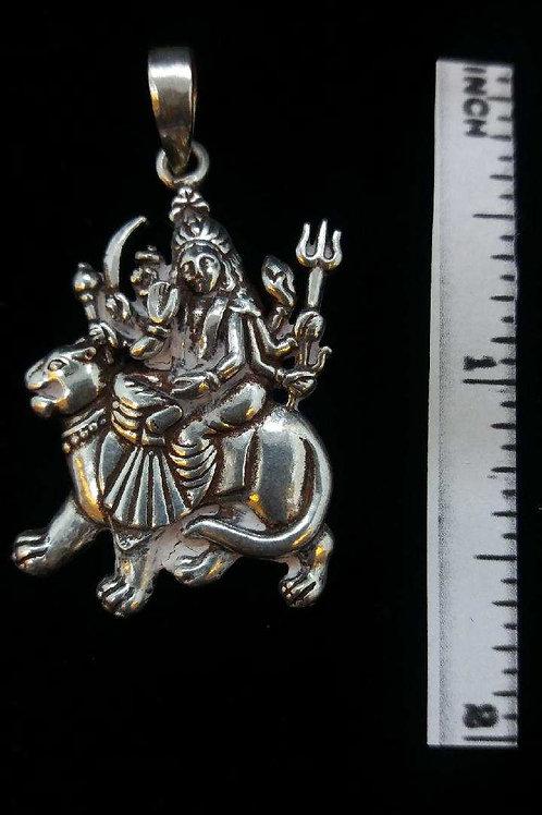 Durga Pendant (1 ½ inch)