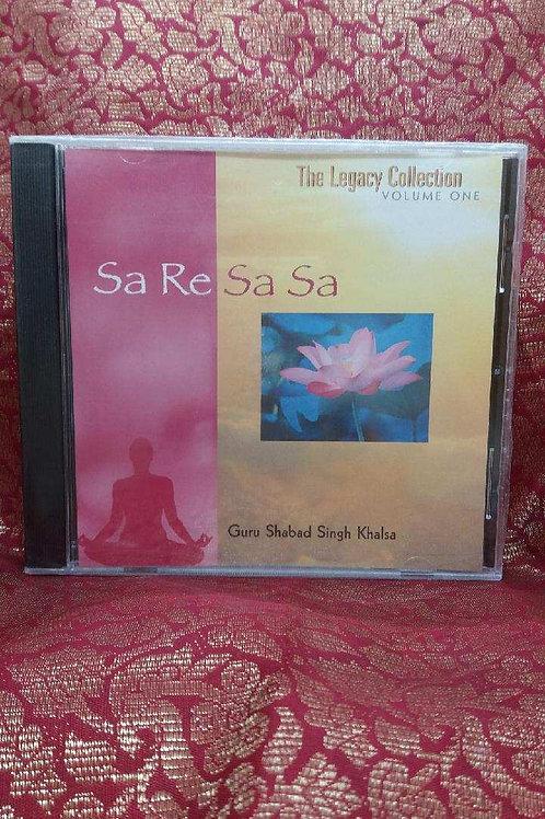 Sa Re Sa Sa Mantra - Guru Shabad Singh Khalsa