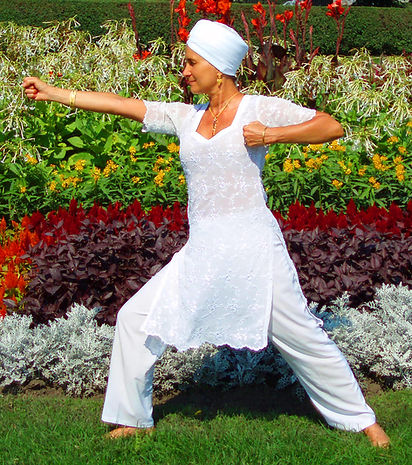 Shakta Archer Pose