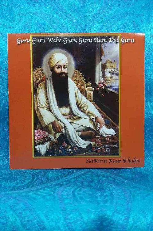 Guru Guru Wahe Guru Guru Ram Das Guru