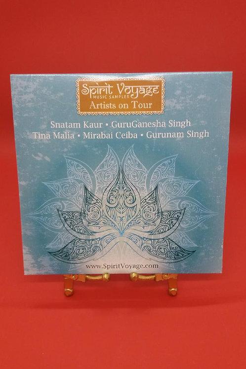 Spirit Voyage Artists on Tour
