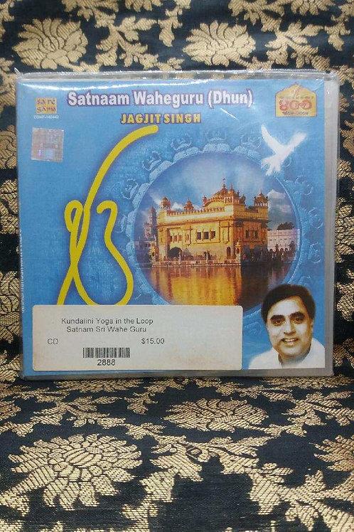 Satnaam Waheguru (Dhan) - Jagjit Singh