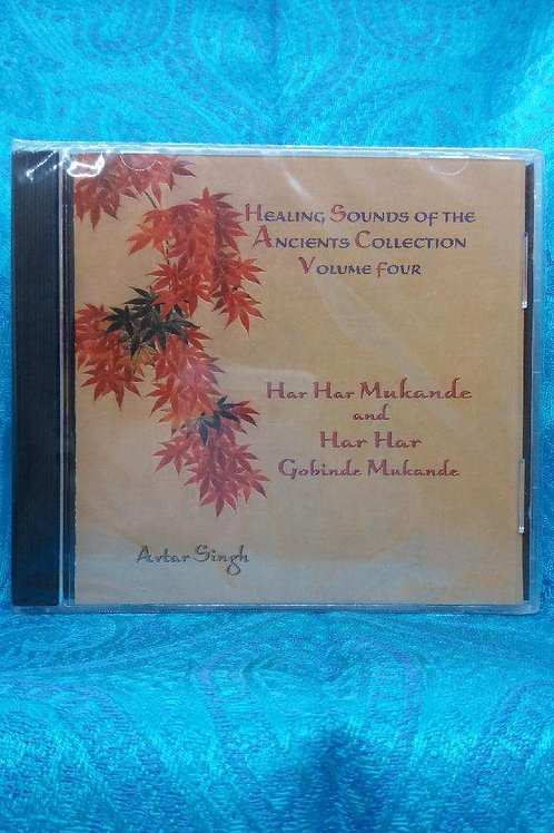 Healing Sounds of the Ancients Volume 4