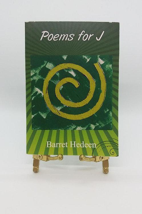 Poems for J