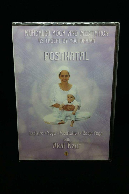 Post Natal Kundalini Yoga & Meditation - Akal Kaur
